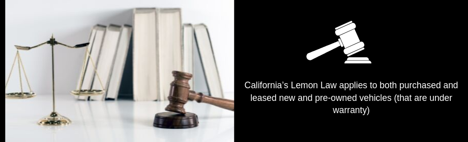 Lemon Law Buyback